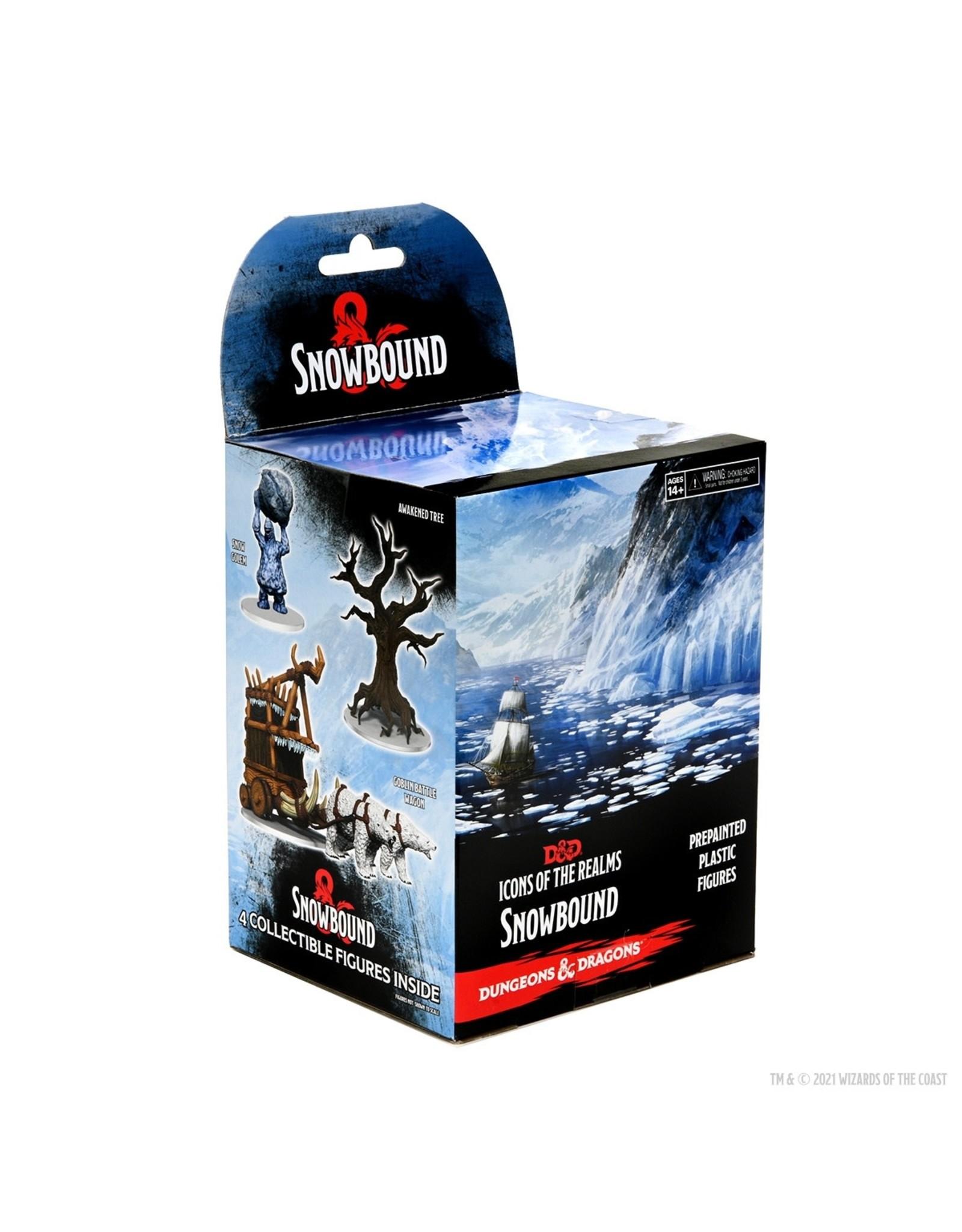 WizKids DND Icons 19: Snowbound Booster