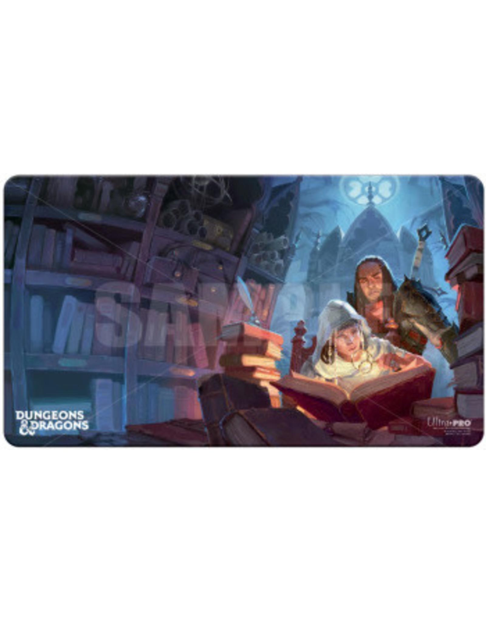 Ultra Pro UP Playmat DnD Candlekeep Mysteries
