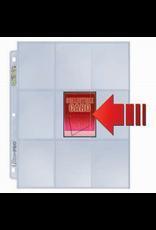 Ultra Pro UP Page 9 Pockets Side Loading 100 Ct