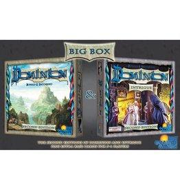 Rio Grande Games Dominion Big Box (Included Intrique) 2nd Editon