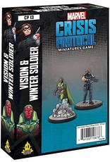 Atomic Mass Games Marvel Crisis Protocol: Vision & Winter Soldier Character Pack