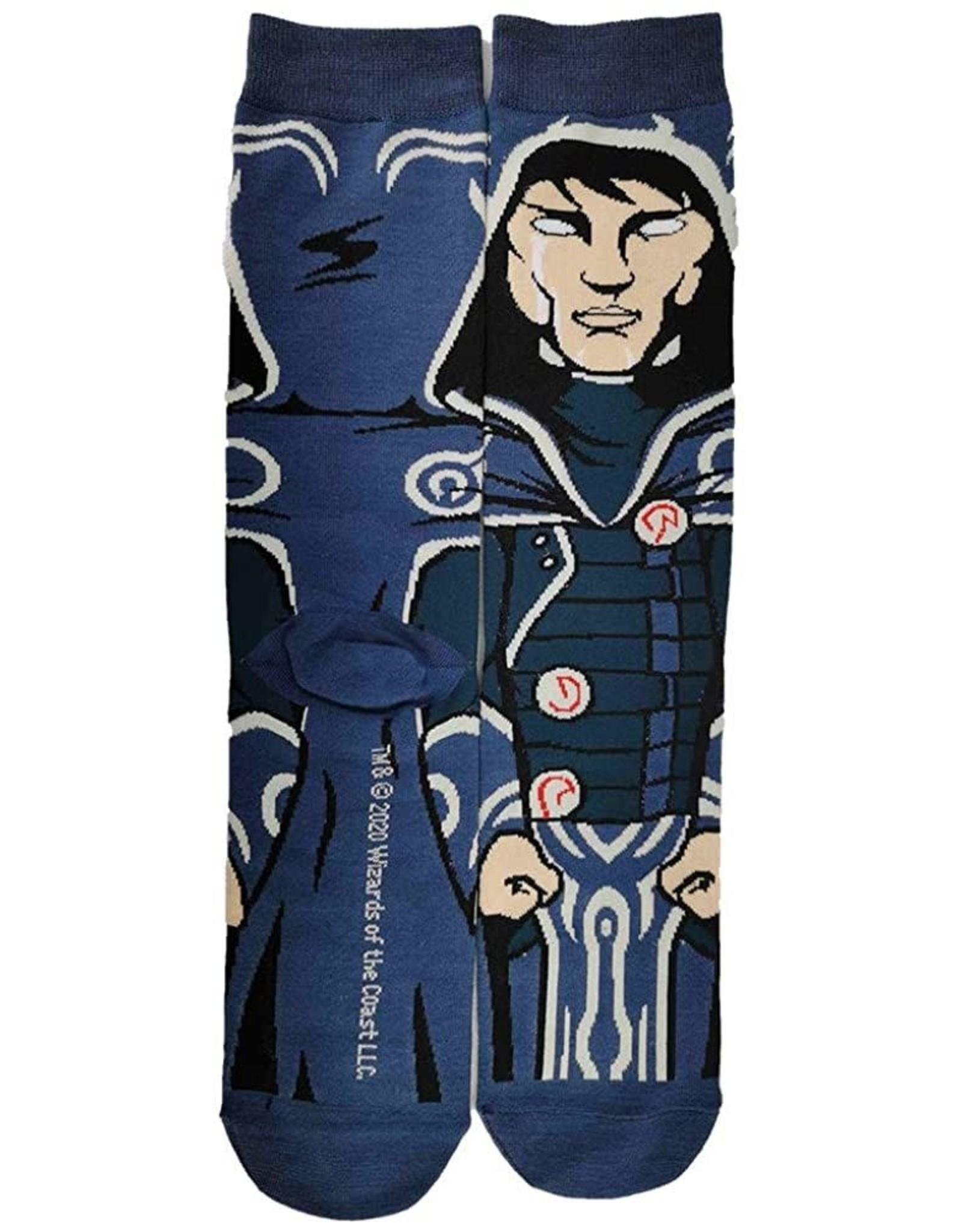 Bioworld Magic The Gathering - Jace Crew Socks