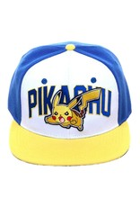 Bioworld Pokemon - Pikachu Tricolor Snapback