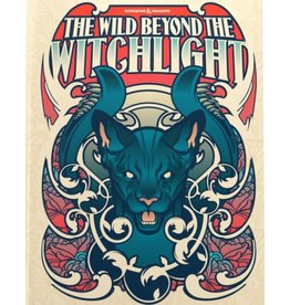Wizards of the Coast Wild Beyond the Witchlight - Alternate Cover