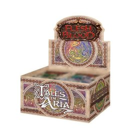 Legend Story Studios Tales of Aria Booster Box 1st Edition