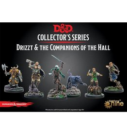 Wizards of the Coast D&D Collectors Series: The Legend of Drizzt: Companions of the Hall
