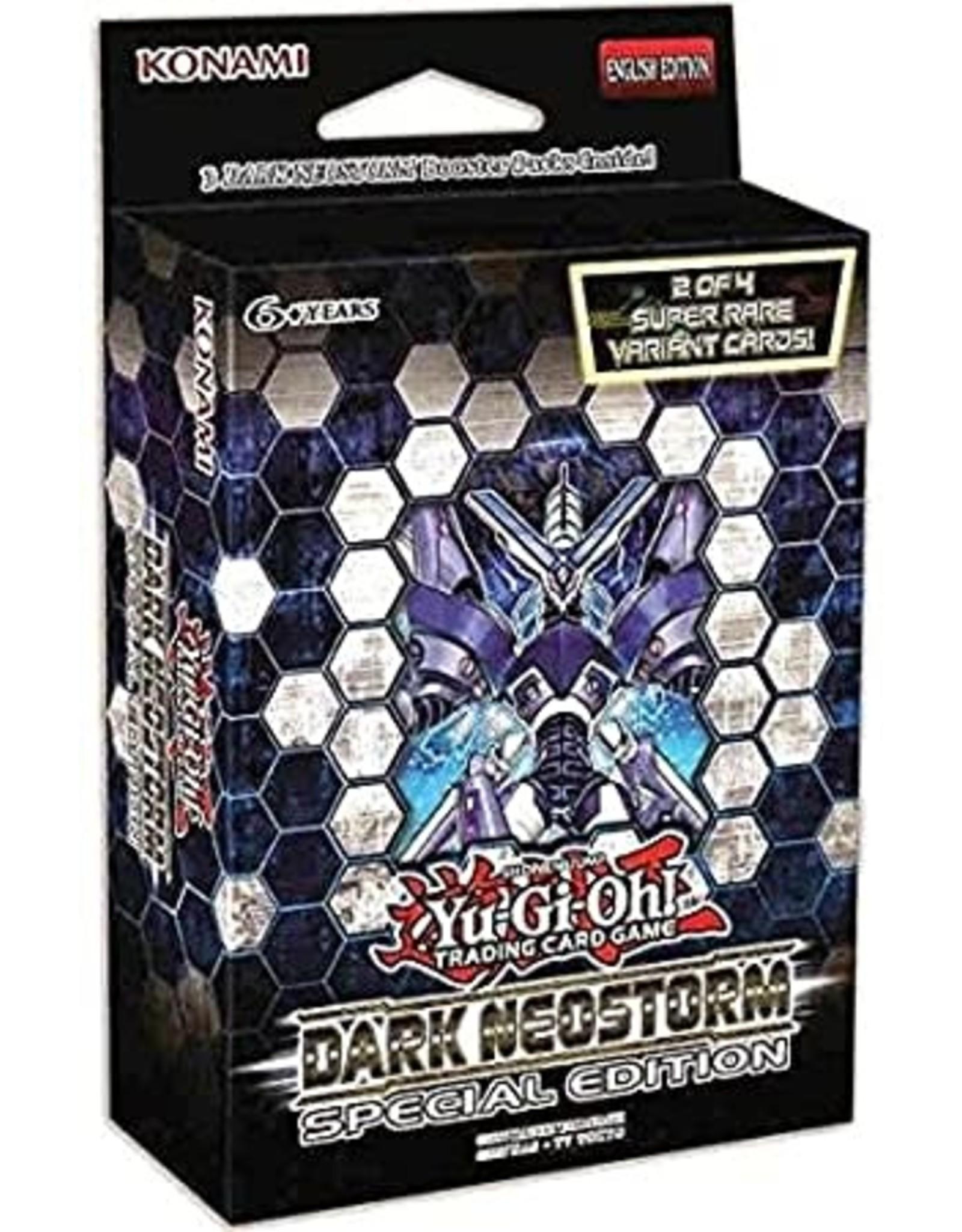 Konami Dark Neostorm Special Edition single