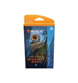 Wizards of the Coast Innistrad Midnight Hunt Theme Booster - Blue