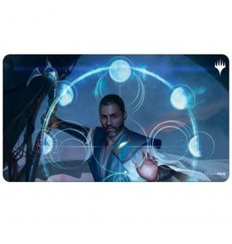 Ultra Pro UP Innistrad Midnight Hunt Playmat - Teferi, Who Slows the Sunset for Magic