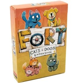 Leder Games Fort: Cats and Dogs Expansion