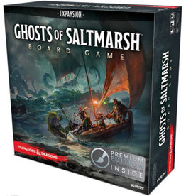 WizKids Ghosts of Saltmarsh Premium Edition