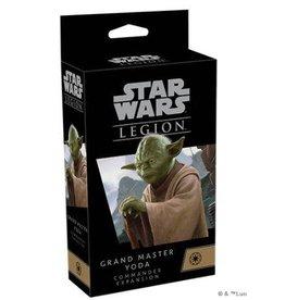 Atomic Mass Games Star Wars Legion: Grand Master Yoda Commander Expansion