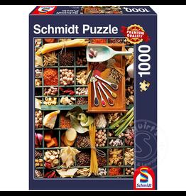 Schmidt Schmidt Puzzle: Kitchen Potpourri 1000 Pieces