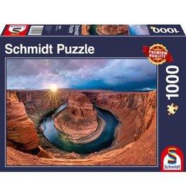 Schmidt Schmidt Puzzle: Glen Canyon 1000 Pieces