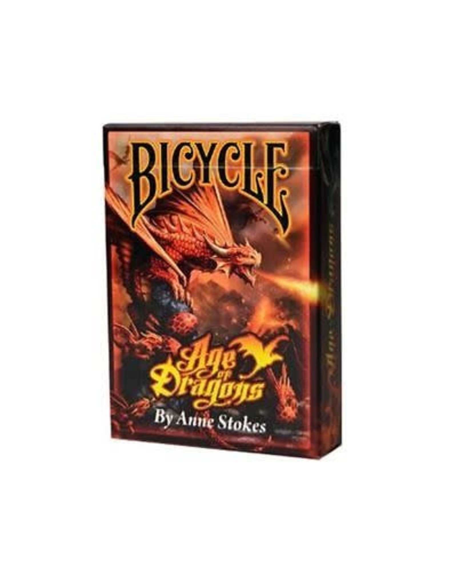 Bicycle Bicycle Playing Cards: Age of Dragons