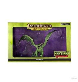 WizKids Pathfinder Battles: Bestiary Unleashed Treerazer Premium Set