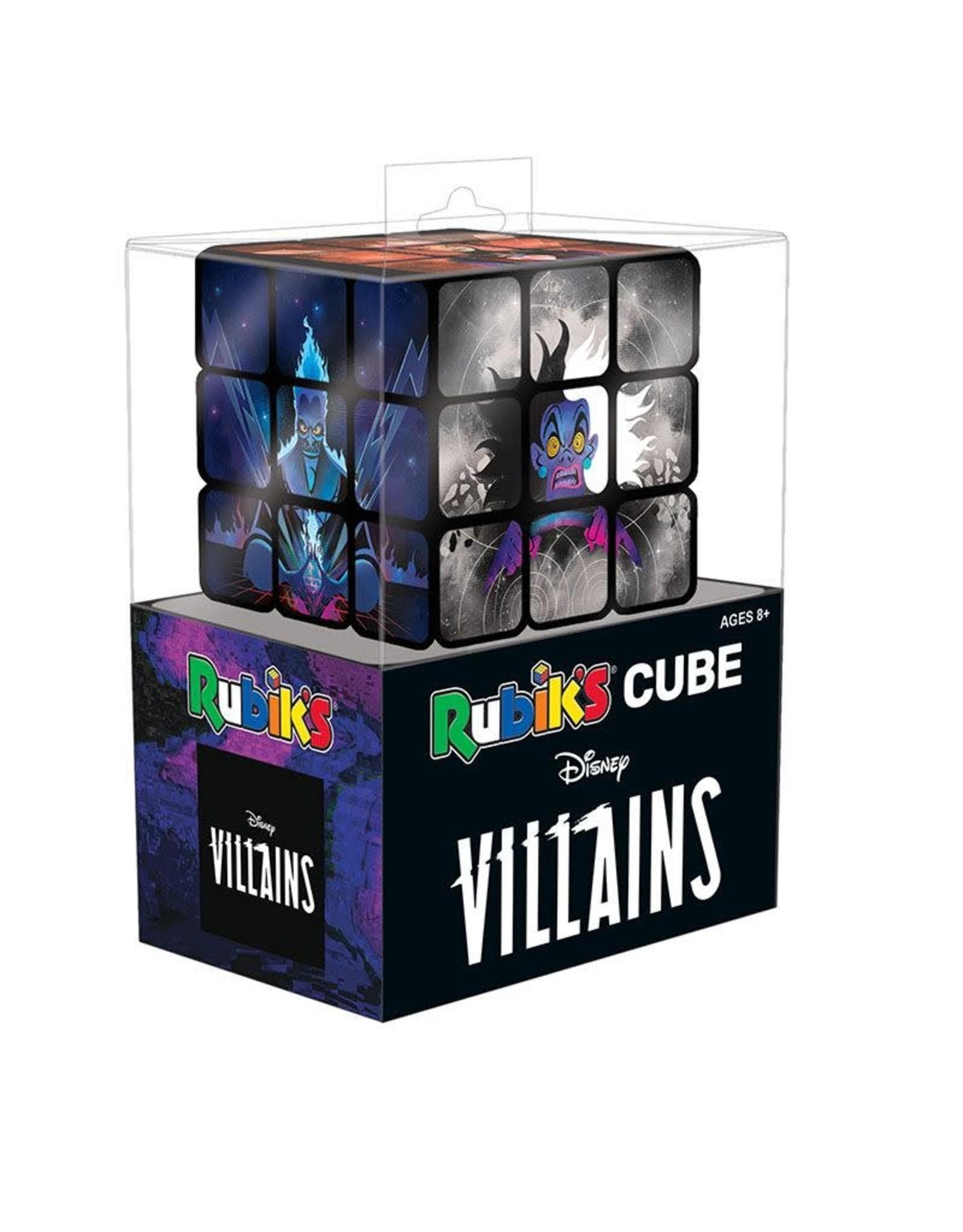 USAopoly Rubik's Cube: Disney Villains