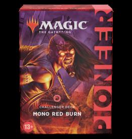 2021 Pioneer Challenger Deck - Mono Red Burn