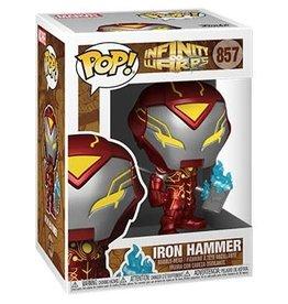 Funko Pop Funko POP! Marvel Infinity Warps - Iron Hammer 857