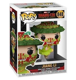 Funko Pop Funko POP! Marvel Shang Chi and Legend - Jiang Li 848