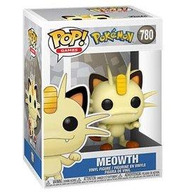 Funko Pop Funko POP! Pokemon Meowth 780