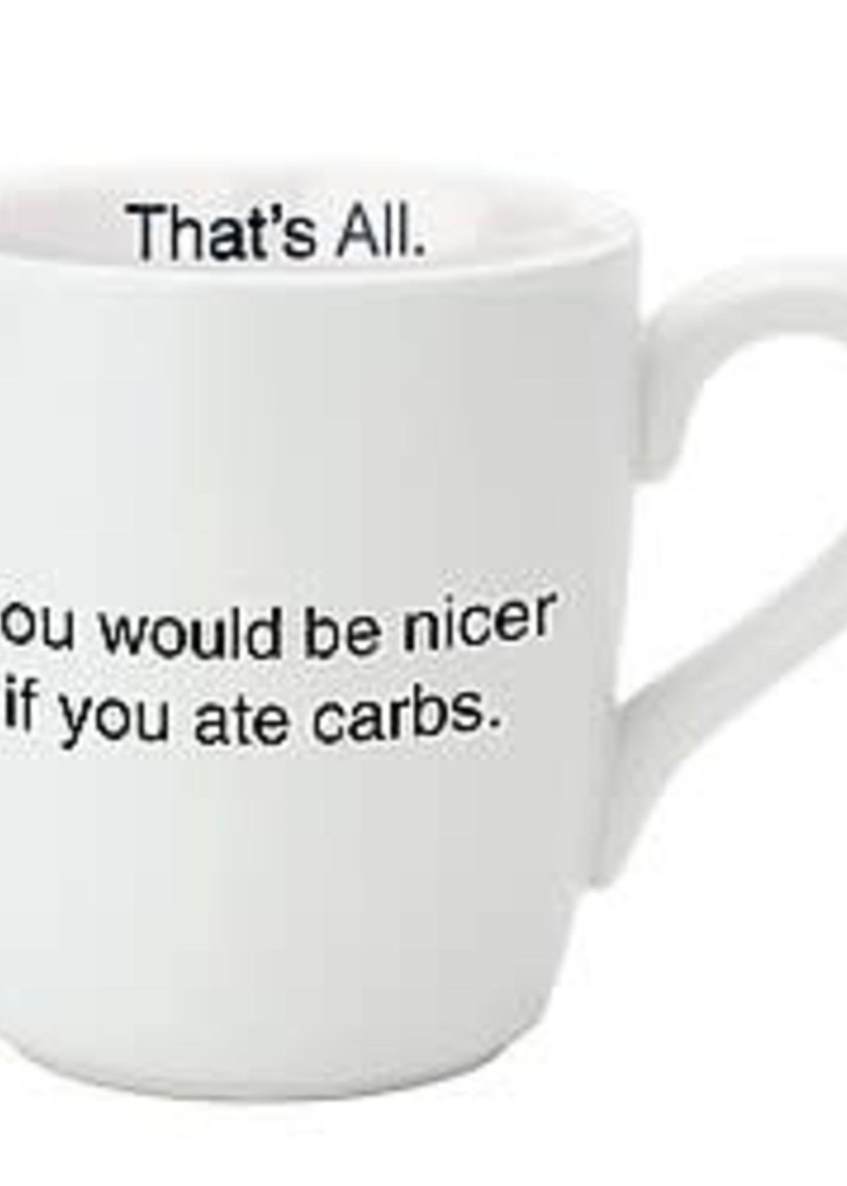 Carbs Mug