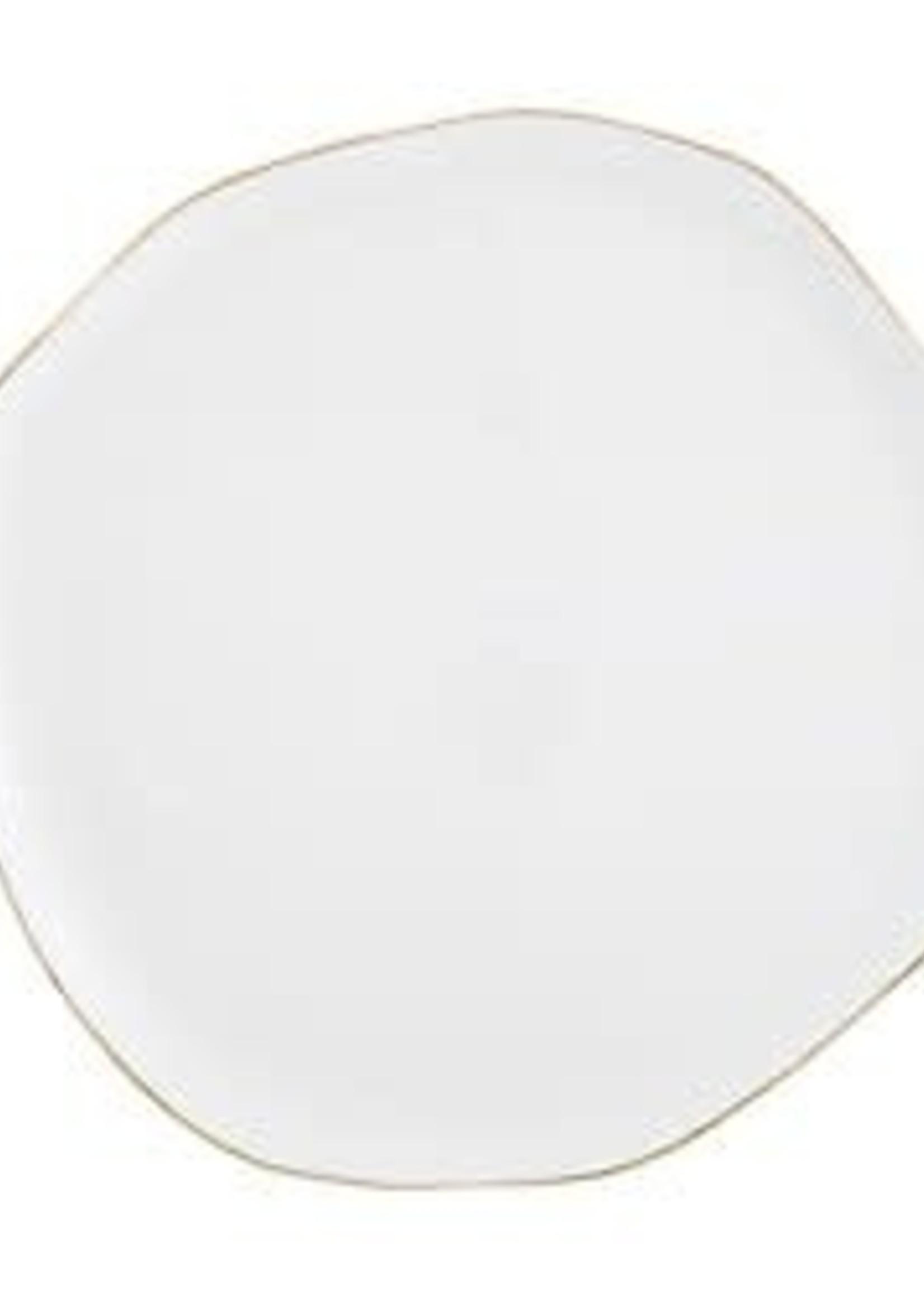 Trinket Tray Large White