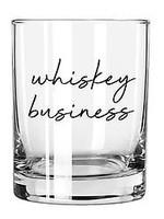 Rocks Glass - Whiskey Business