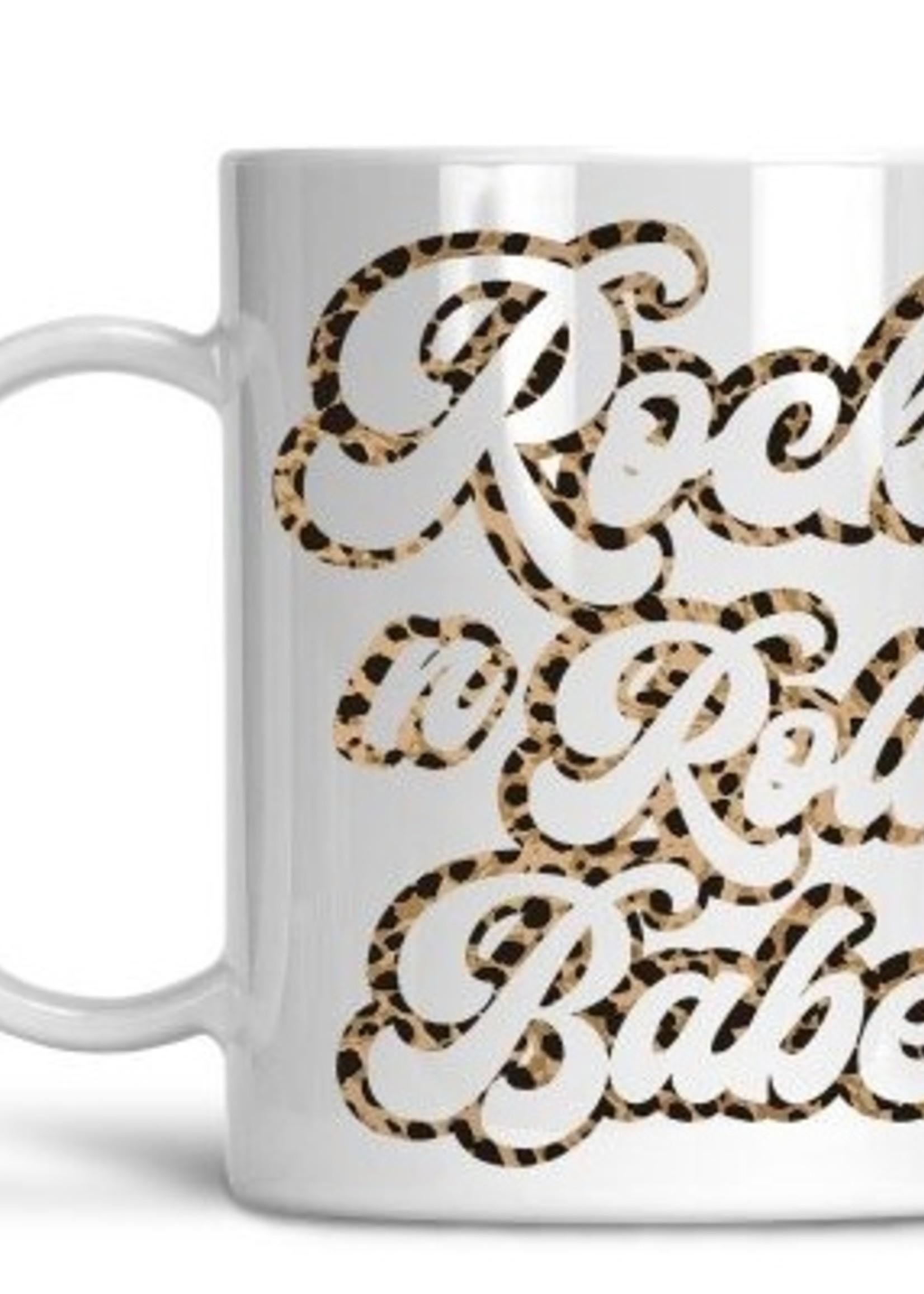 Rock n Roll Babe - Coffee Mug