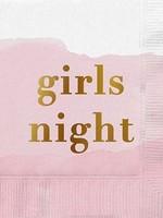 Girls Night Napkin