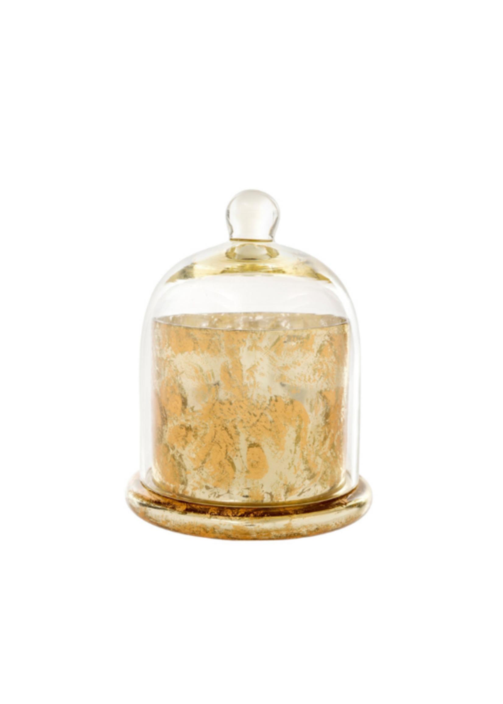 Cloche Candle, Gold L
