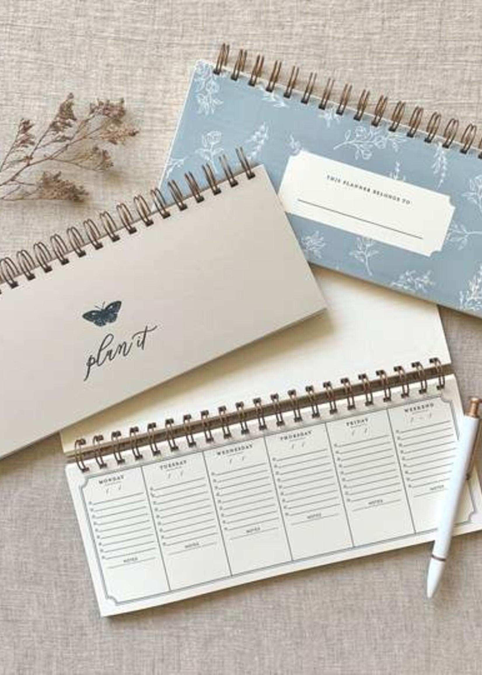 Plan It // Keyboard Planner