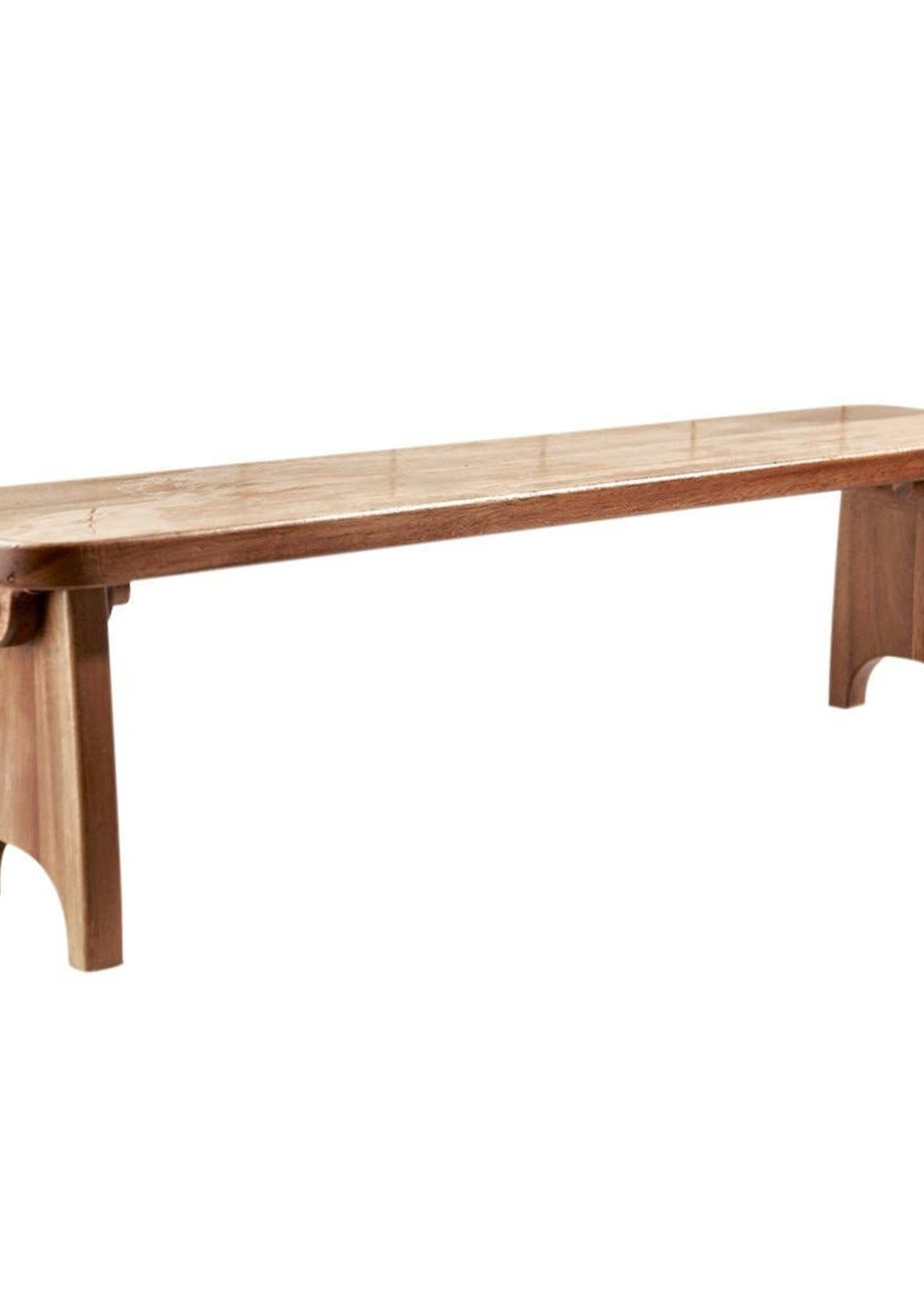 Elevated Timber Serving Board