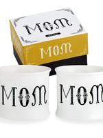 Lithographie Mug Mom