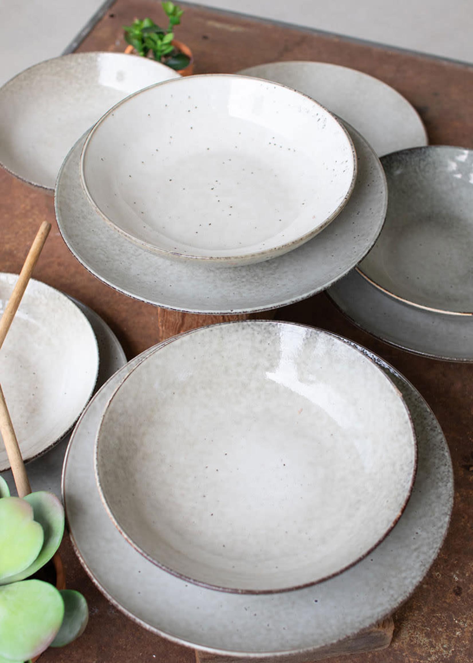 Ceramic Dinner Bowl
