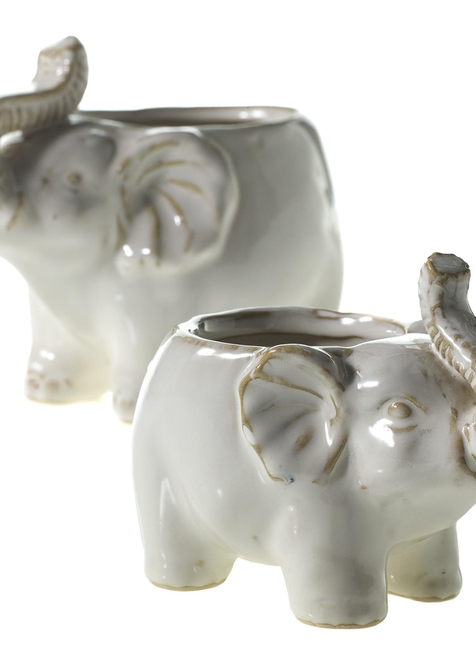 Elephant Pot - Small