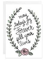 Joy Forever - Mini Card
