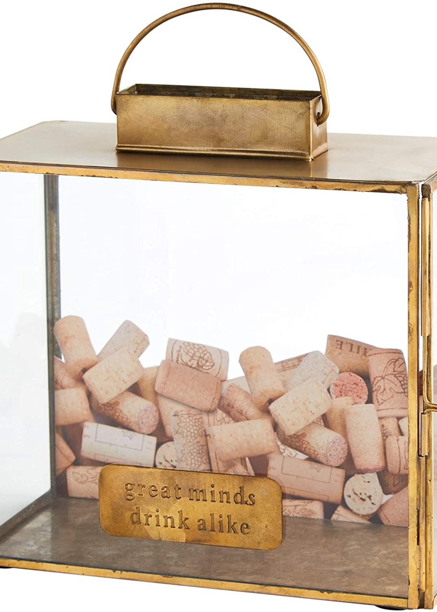 Great Brass Cork Collector