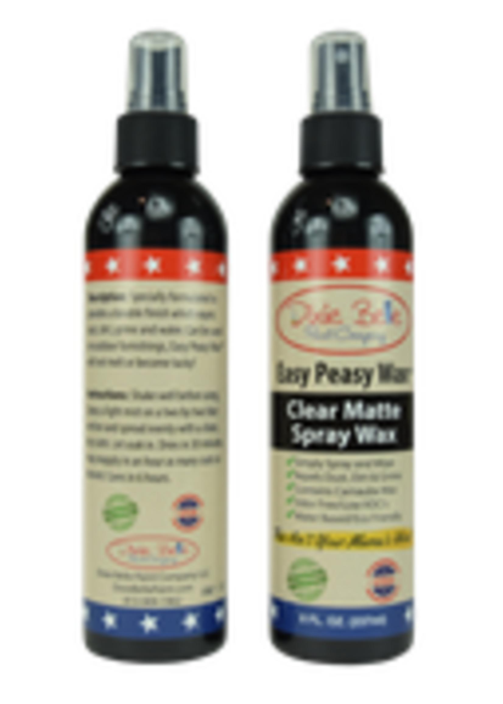 Easy Peasy Spray Wax