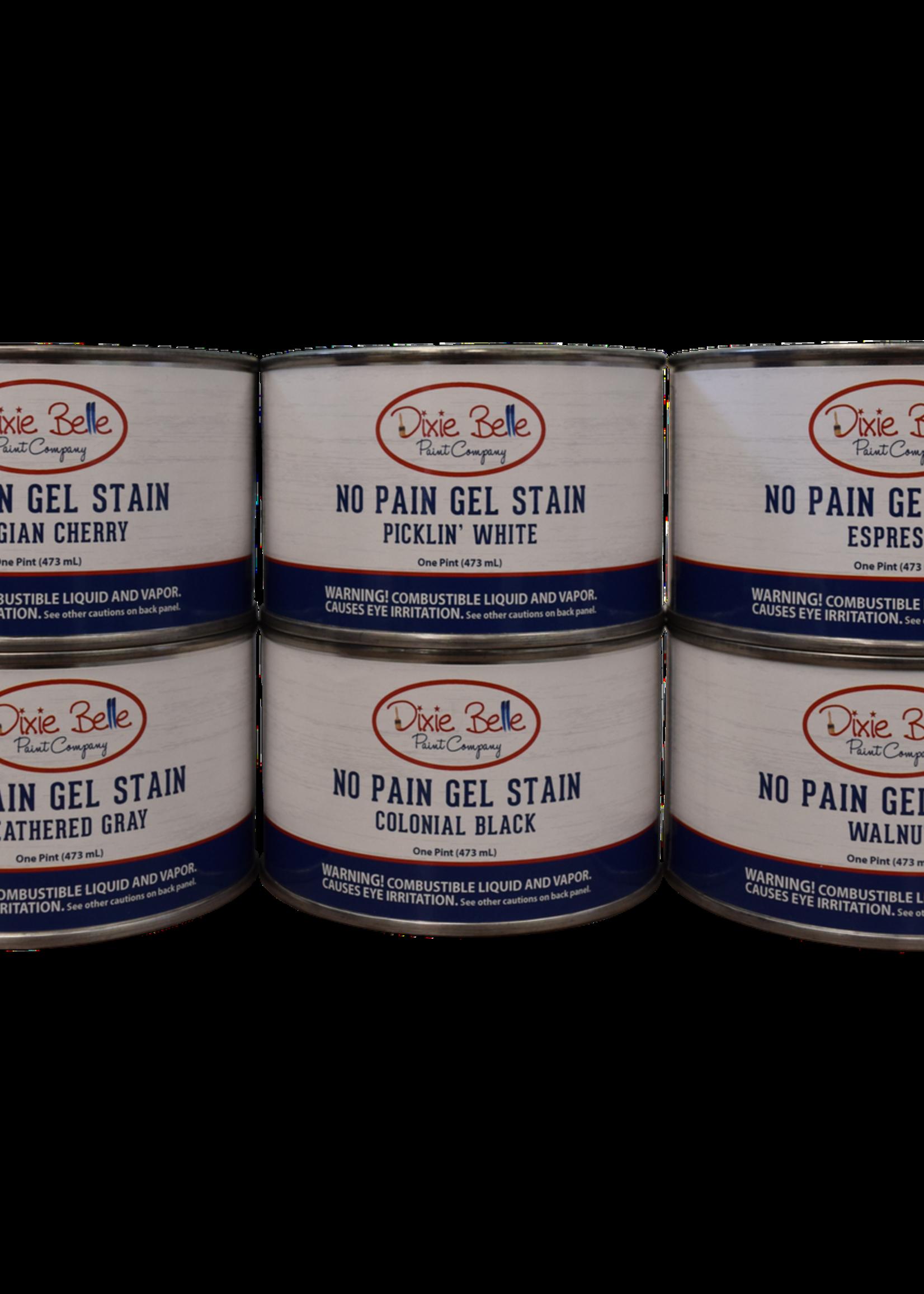 No Pain Gel Stain Georgian Cherry 16 oz