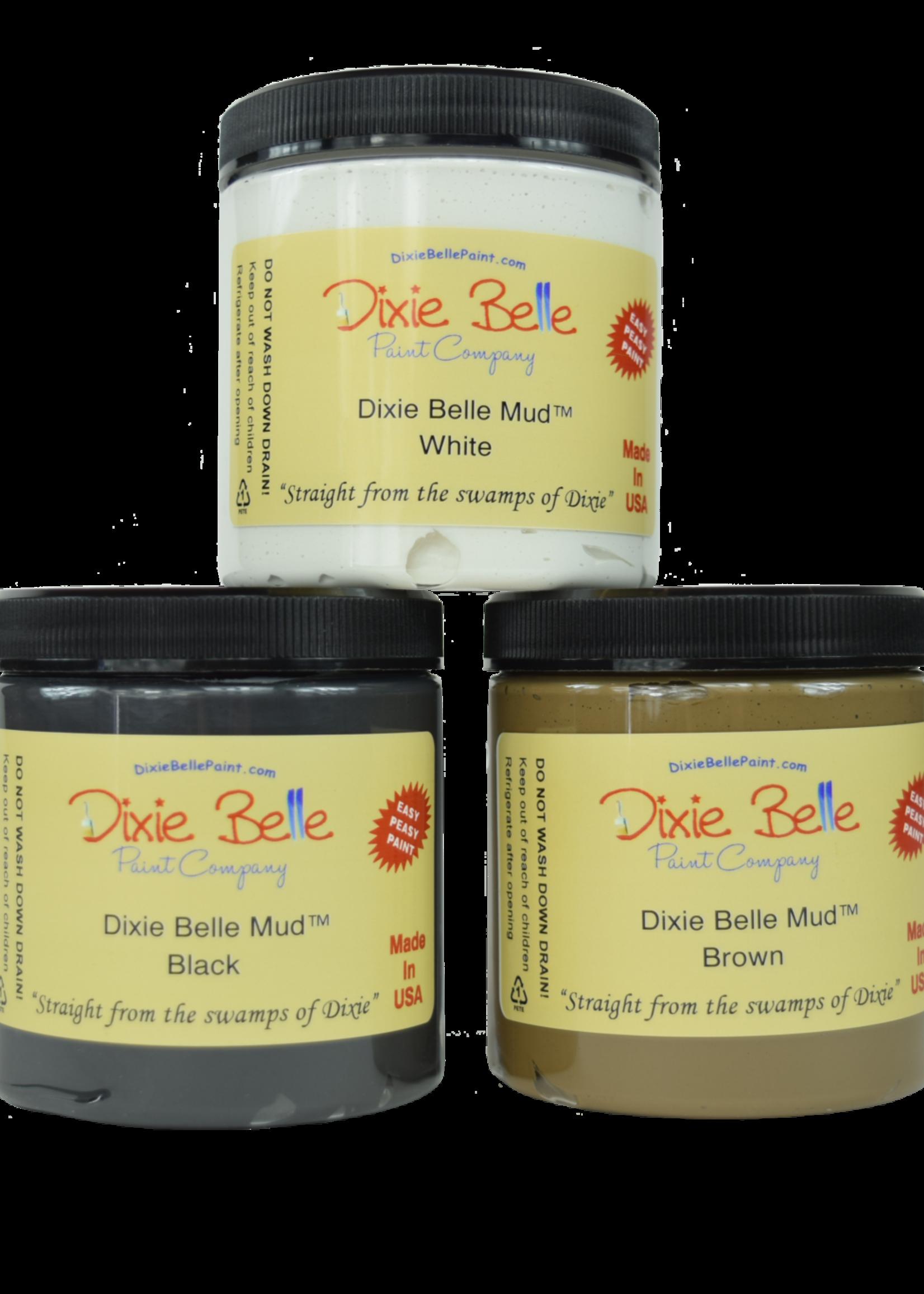 Dixie Mud Brown 8 oz
