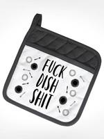 Dish Shit Potholder