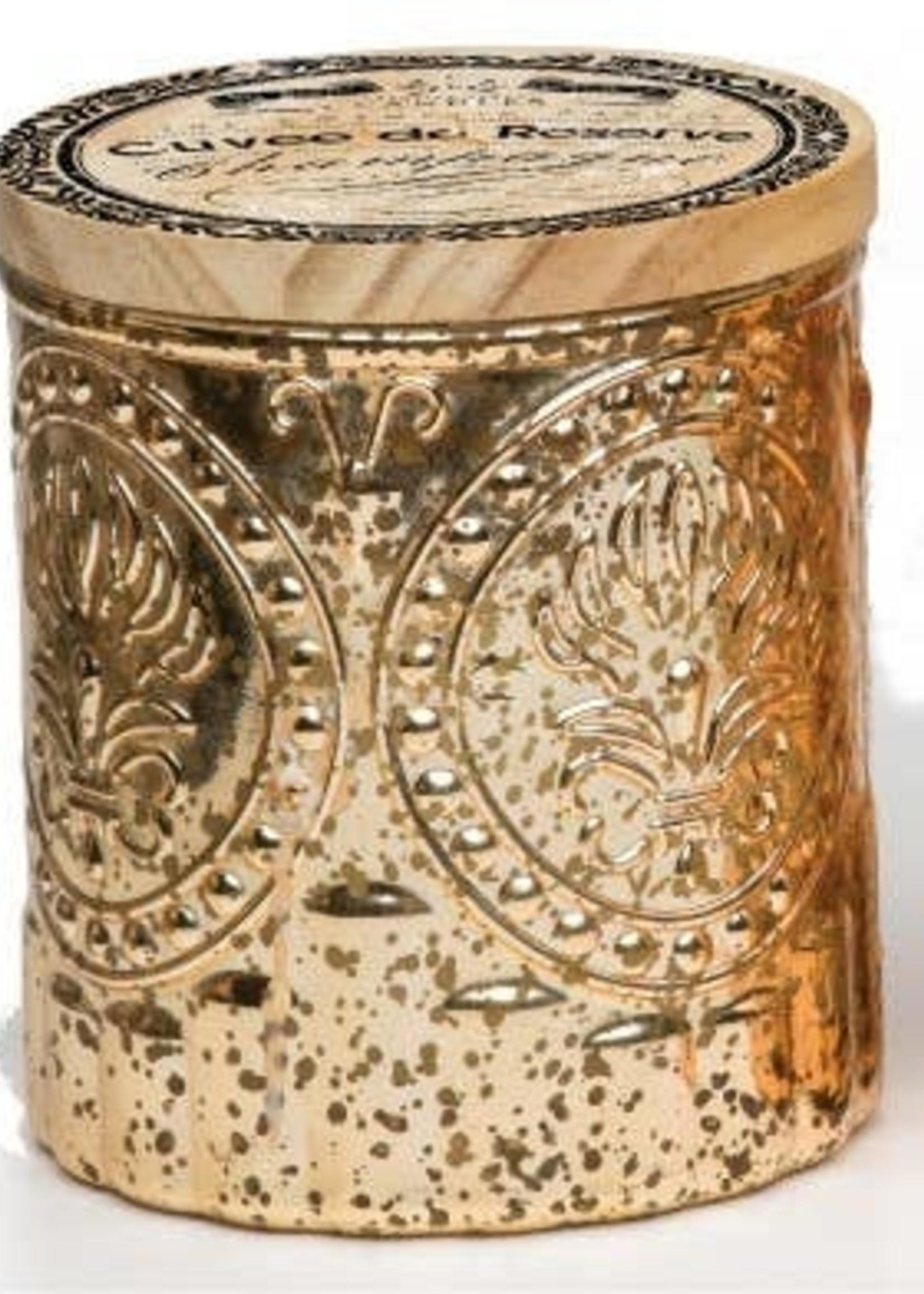 Mimosa & Mandarin Candle (Rose Gold)
