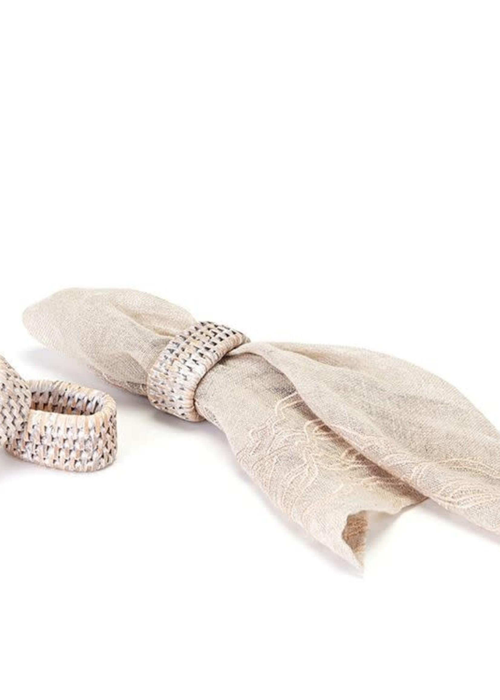 Burma Rattan Napkin Ring
