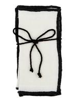 Ivory Linen Napkins