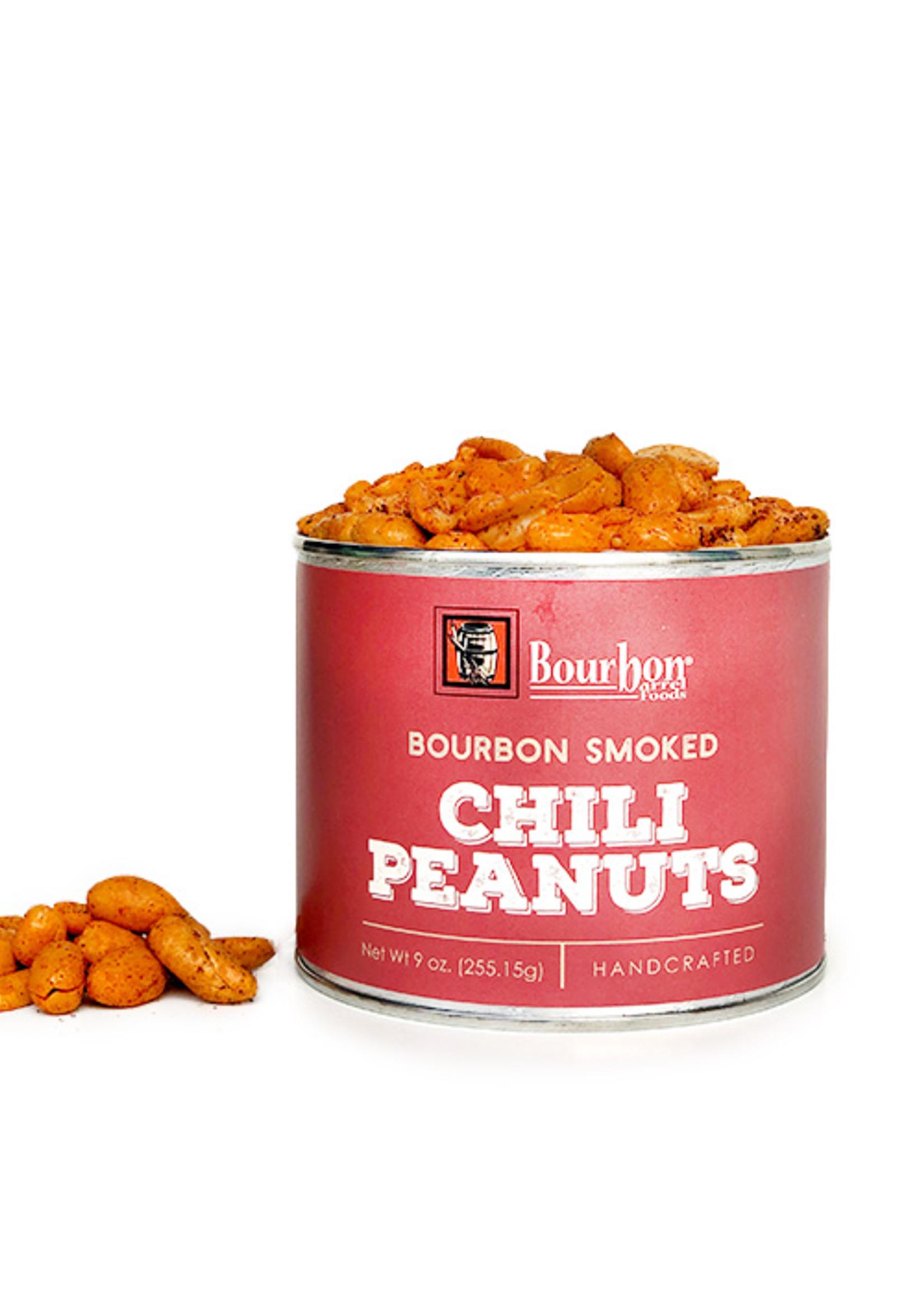 BBF - Chili Peanuts 9 OZ