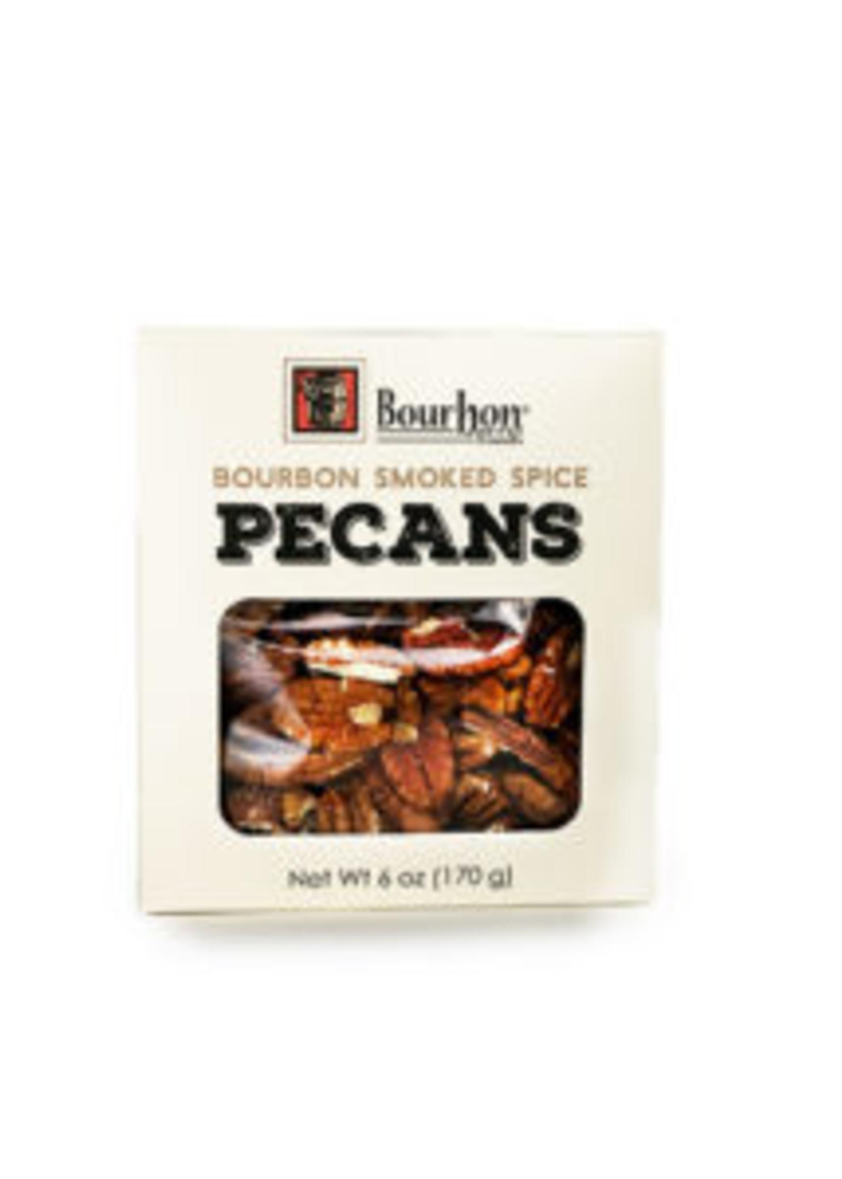 Bourbon Spiced Pecans - 6 OZ Box