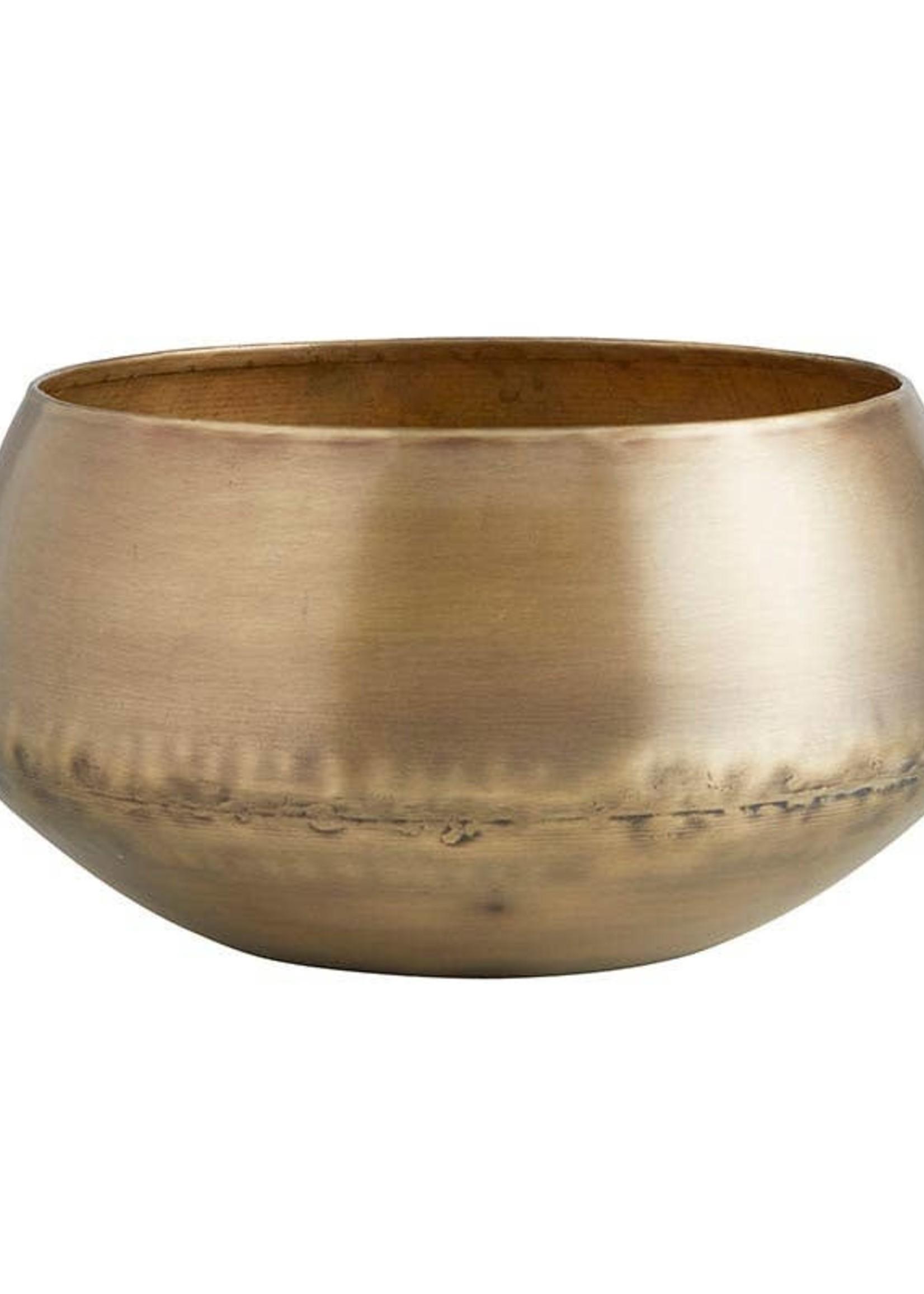 Matte Gold Bowl