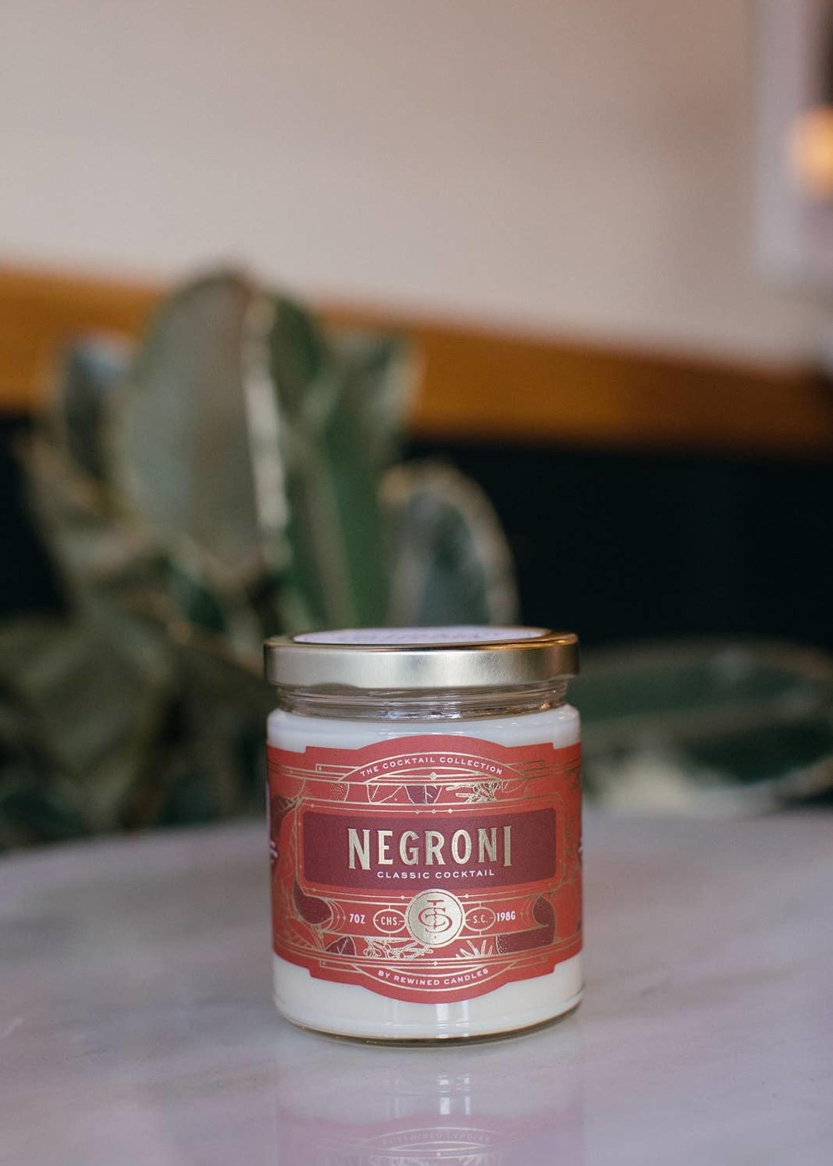 Rewined Negroni Candle (7 oz)