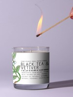 Just Bee Cosmetics Black Tea Vetiver - 7 oz